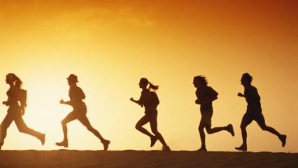 El footing como aeróbico