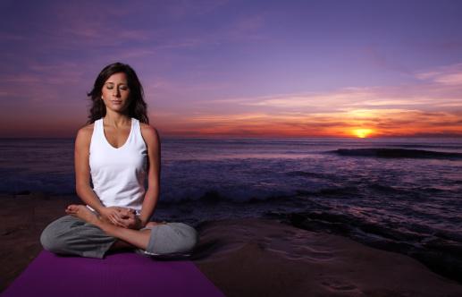 Controla tu respiración con el yoga