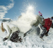 Protección y consejos contra la nieve