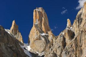 La pared vertical más grande del mundo