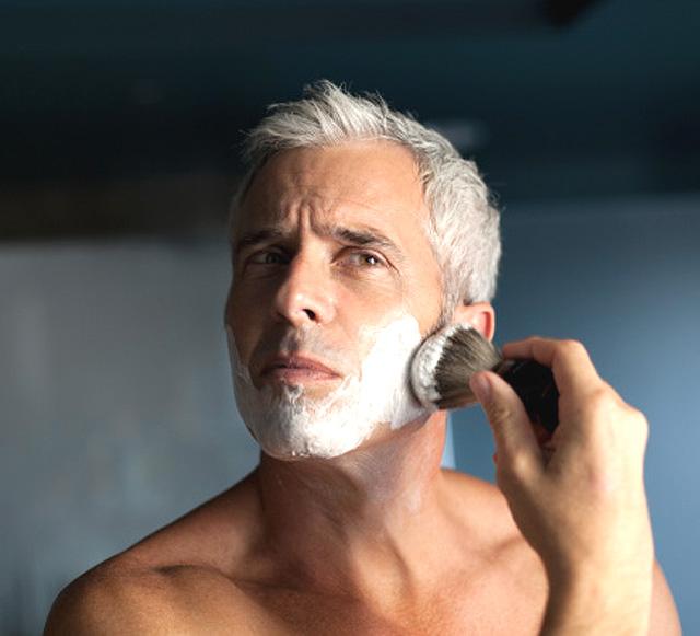 Consejos de afeitado para barbas difíciles