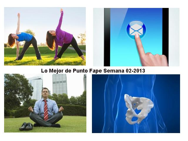 Lo Mejor de Punto Fape Semana 02-2013