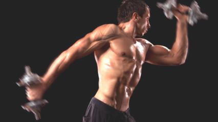 Nutrición deportiva, la carnitina