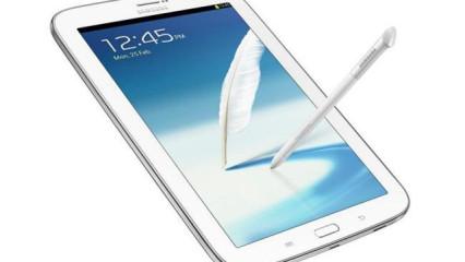 Samsung Galaxy Note 8.0, una tableta ambiciosa