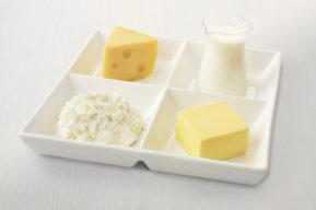 Los lácteos y el culturismo