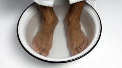 El cuidado de los pies, terminar con los malos olores