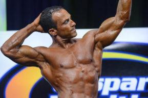 Michel Pérez subcampeón del Arnold Classic Amateur 2013