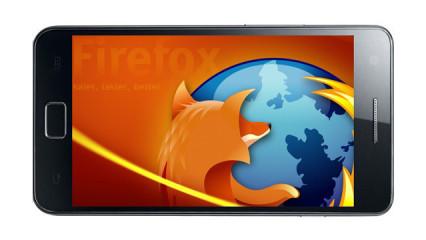 Los primeros Firefox Phones hacen su aparición