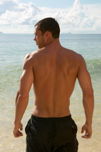 Espalda más ancha