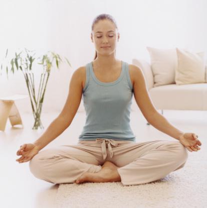 Comenzar en el yoga