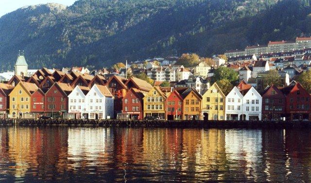Bergen, destino de vacaciones diferente