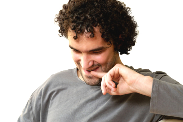 Cuidados para cabello rizado hombres
