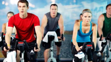 Los beneficios del spinning, un ejercicio saludable