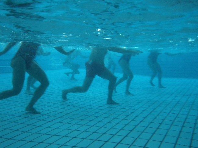 Aquafitness y la osteoporosis