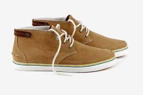 Zapatos Lacoste, el estilo de California