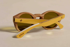 Waiting for the Sun, unas gafas de sol de madera
