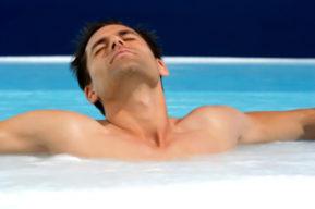 El watsu, una nueva forma de relajarse dentro del agua