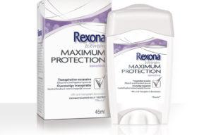 Rexona lanza Maximum Protection
