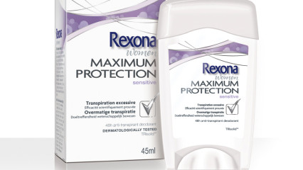 Rexona lanza Maximum Protection