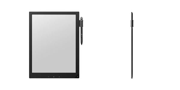 Sony lanza una tableta con tinta electrónica
