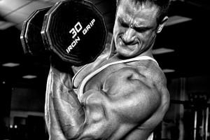 Aumentar el tamaño de los bíceps