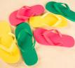 Tongs y alpargatas, el mejor calzado para el verano