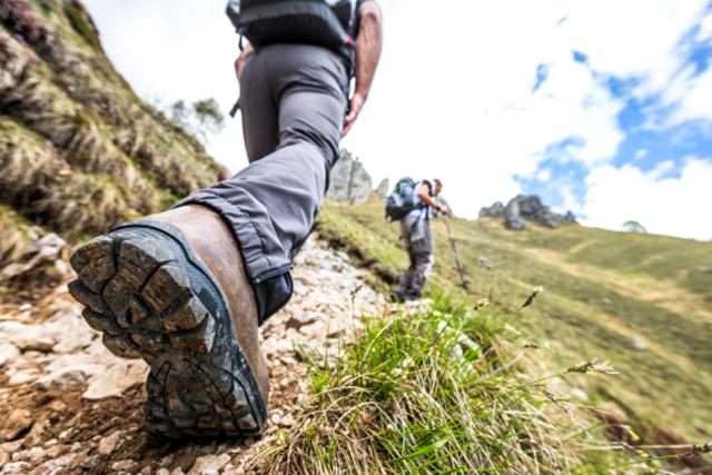 Las botas de montaña, el mejor calzado para aventureros