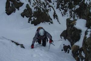 Iniciarse en el alpinismo