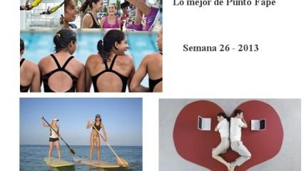 Lo mejor de Punto Fape semana 26 - 2013
