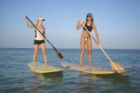 Paddle Board, entretenido deporte acuático