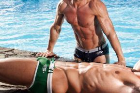 Los slips de baño masculinos ES Collection 2013
