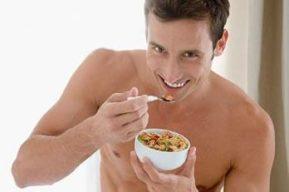 Dieta para hombres