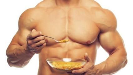Cómo aumentar la masa muscular con la dieta