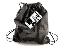 Samsung x Alexander Wang, una mochila deportiva de alta gama