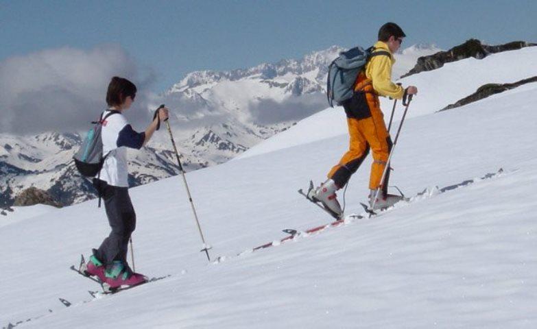 Esquí de travesía