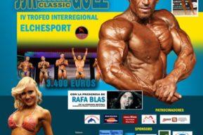 IV Open de Culturismo Clásico y Body Fitness