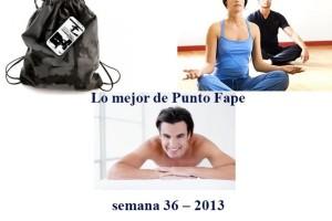 Lo mejor de Punto Fape semana 36 – 2013