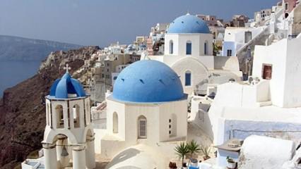 Cinco maravillas de Grecia