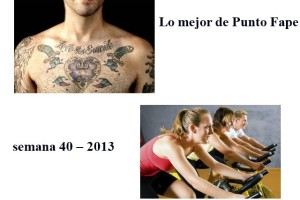 Lo mejor de Punto Fape semana 40 – 2013