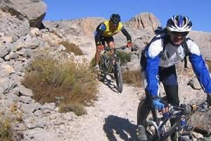 Otoño, época para salir com la bicicleta de montaña