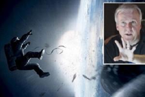 Gravity, la mejor película del espacio según James Cameron