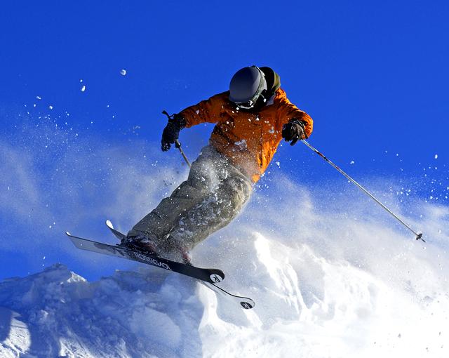 El backcountry, descubriendo el esquí extremo