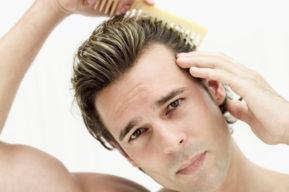 El peinado masculino de estilo inglés