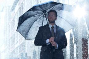 El paraguas, un complemento de moda indispensable