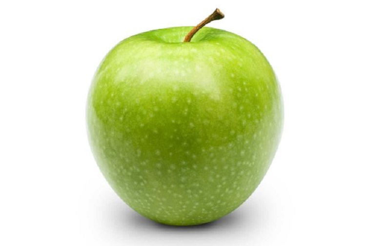 Efectos saciantes de la manzana