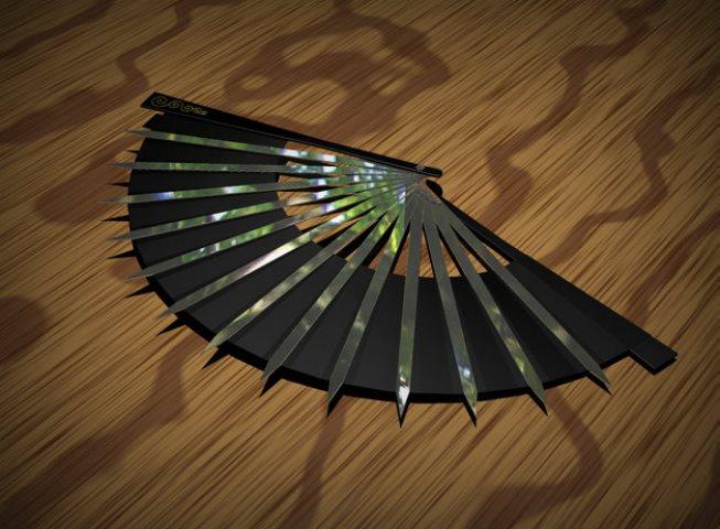 El abanico utilizado como arma en Kung Fu
