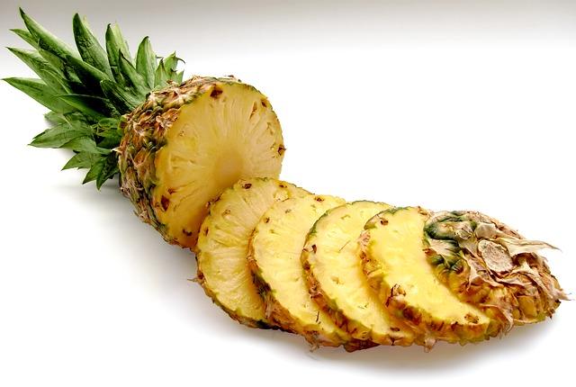 Dieta De La Piña Como Hacerla Para Perder 5 Kg En 2 Días