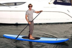 El Stand-up Paddleboarding