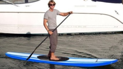 Conoce el Stand - Paddleboarding