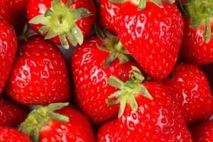 La fresa, una fruta muy saludable